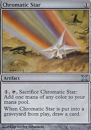 image of card Chromatic Star