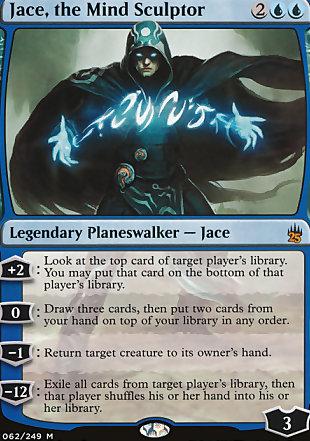 image of card Jace, the Mind Sculptor