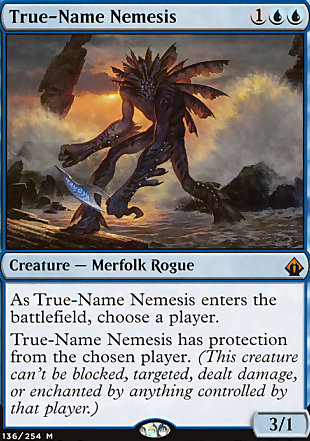 image of card True-Name Nemesis