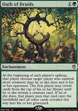 image of card Oath of Druids