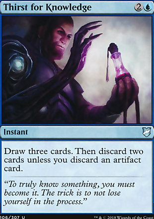 image of card Thirst for Knowledge