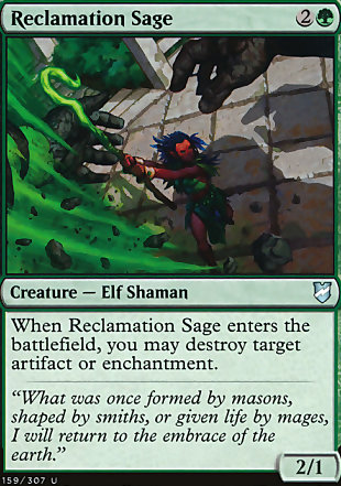 image of card Reclamation Sage