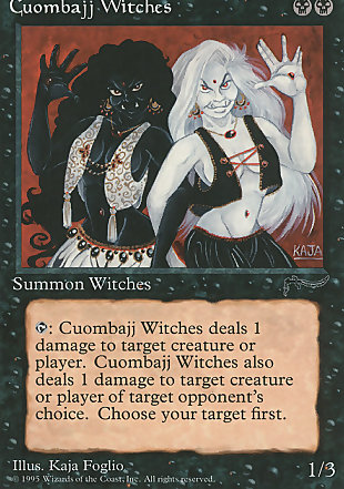 image of card Cuombajj Witches