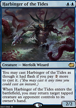 image of card Harbinger of the Tides
