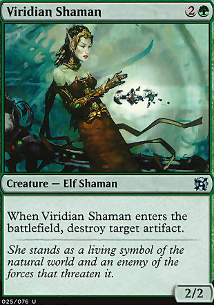 image of card Viridian Shaman