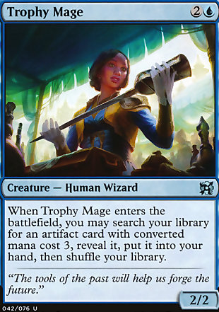 image of card Trophy Mage
