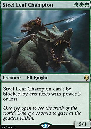 image of card Steel Leaf Champion