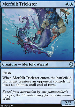 image of card Merfolk Trickster