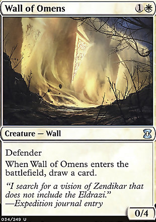 image of card Wall of Omens
