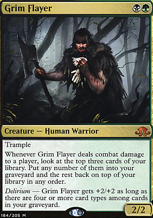 image of card Grim Flayer