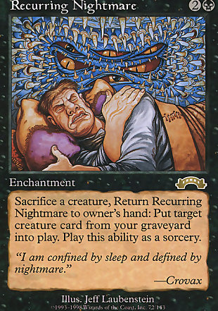 image of card Recurring Nightmare