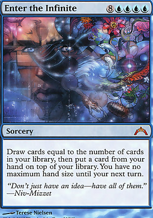 image of card Enter the Infinite