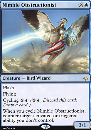 image of card Nimble Obstructionist