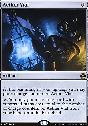image of card Aether Vial