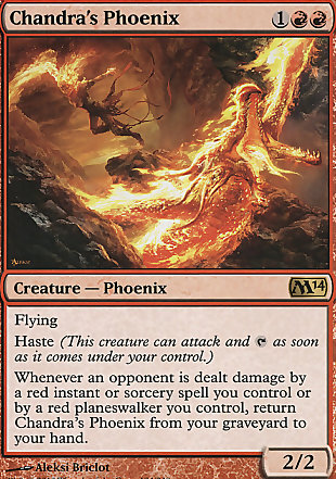 image of card Chandra's Phoenix