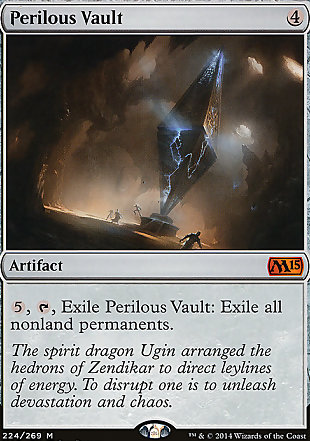 image of card Perilous Vault