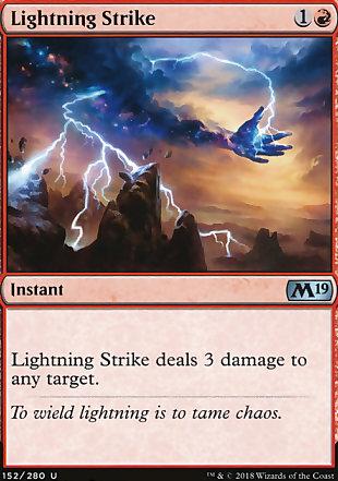 image of card Lightning Strike