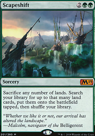 image of card Scapeshift