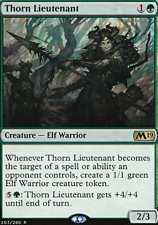 image of card Thorn Lieutenant