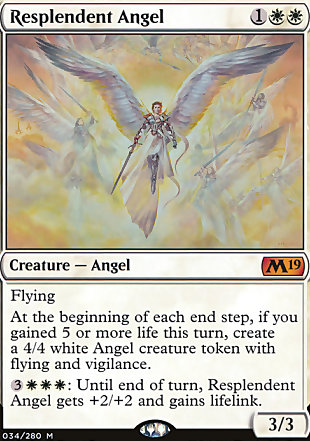 image of card Resplendent Angel