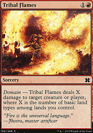 image of card Tribal Flames