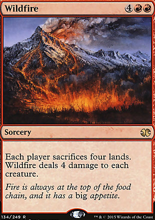 image of card Wildfire