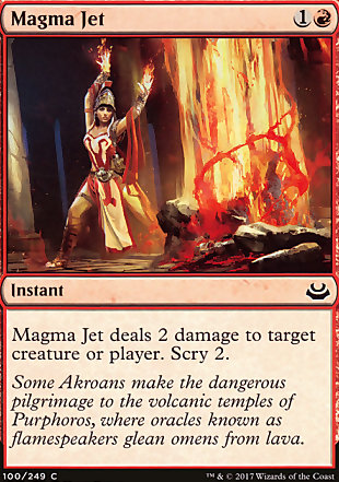 image of card Magma Jet