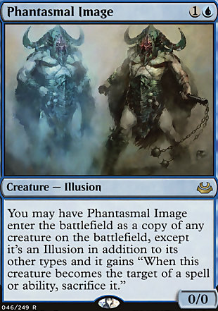 image of card Phantasmal Image