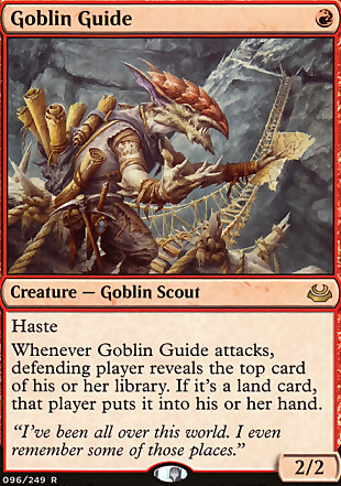 image of card Goblin Guide