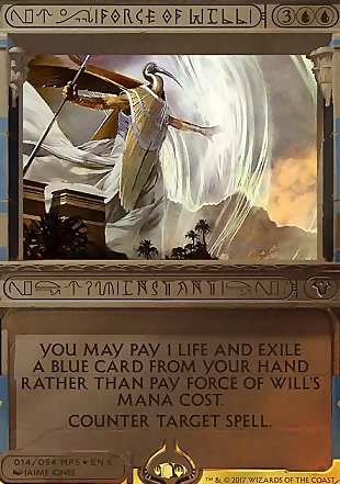 image of card Force of Will