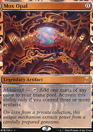 image of card Mox Opal