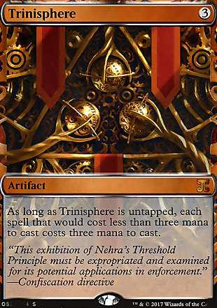 image of card Trinisphere