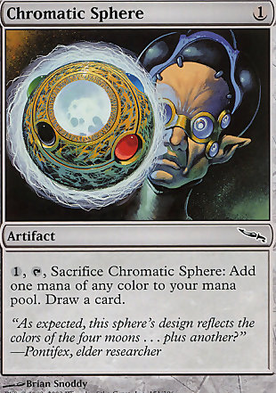 image of card Chromatic Sphere