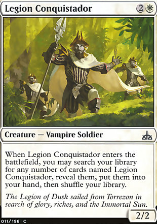 image of card Legion Conquistador