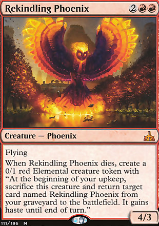 image of card Rekindling Phoenix