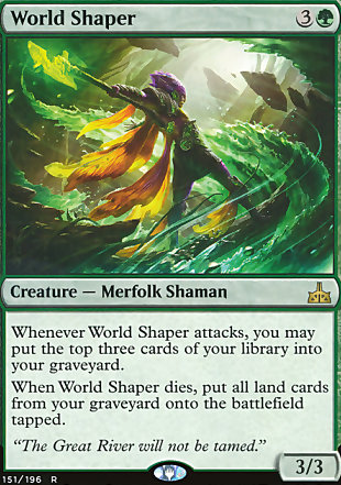 image of card World Shaper