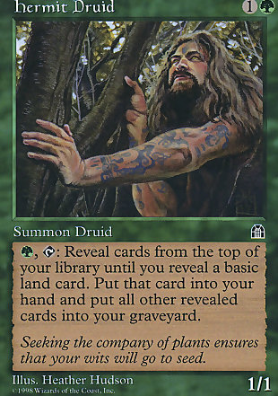 image of card Hermit Druid