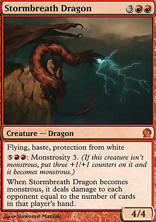 image of card Stormbreath Dragon