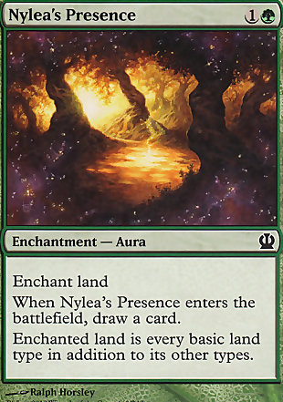 image of card Nylea's Presence