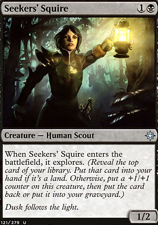 image of card Seekers' Squire