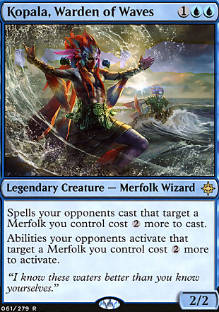 image of card Kopala, Warden of Waves