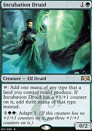image of card Incubation Druid
