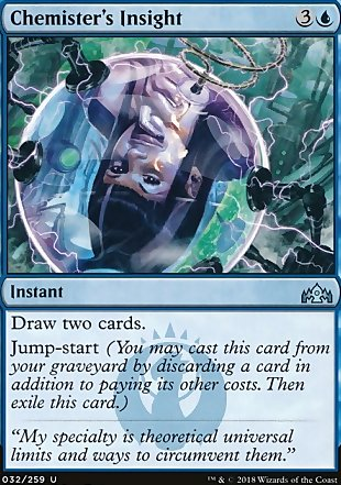 image of card Chemister's Insight
