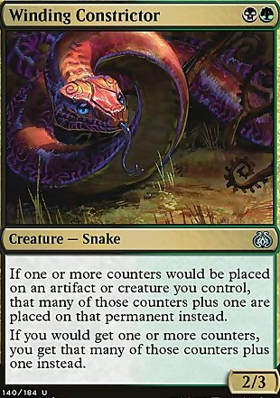 image of card Winding Constrictor
