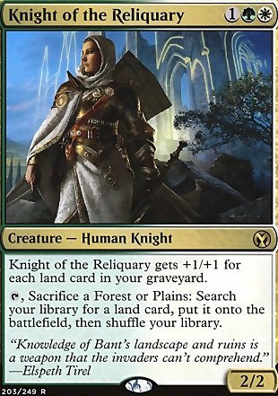image of card Knight of the Reliquary