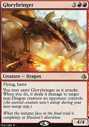 image of card Glorybringer
