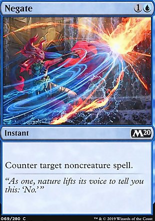 image of card Negate