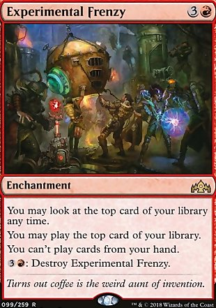 image of card Experimental Frenzy