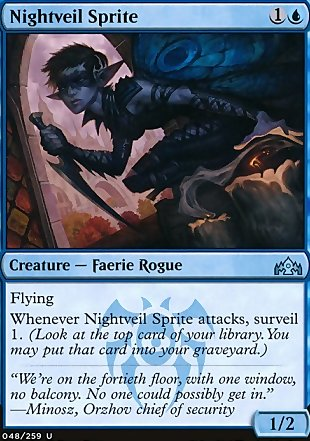 image of card Nightveil Sprite
