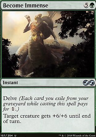 image of card Become Immense